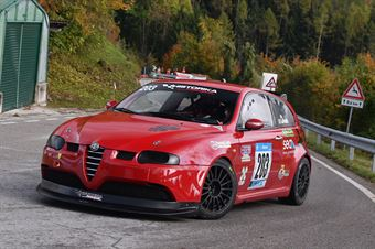 Laffranchi Francesco (Historika, Alfa Romeo 147 GTA #203), CAMPIONATO ITALIANO VELOCITÀ MONTAGNA