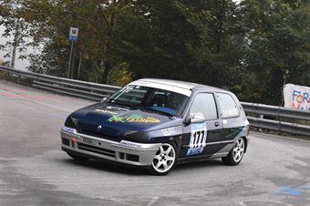 Massimo Cerri (Vimotorsport, Renault ClioWilliams #177), CAMPIONATO ITALIANO VELOCITÀ MONTAGNA