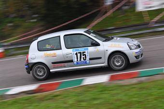 Gianantonio Corso (Antares Motorsport, Renault Clio #175), CAMPIONATO ITALIANO VELOCITÀ MONTAGNA