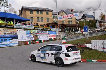 Cappello Marco (Millennium Sport Promotion, Honda Civic Type R #174), CAMPIONATO ITALIANO VELOCITÀ MONTAGNA