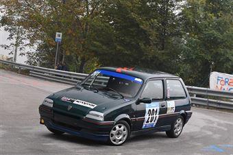Cescato Enrico (Halley Racing Team, Rover 114 GT #201), CAMPIONATO ITALIANO VELOCITÀ MONTAGNA
