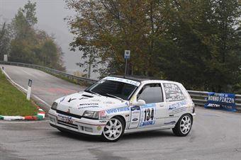 De Nale Angelo (New Rally team, Renault Clio #134), CAMPIONATO ITALIANO VELOCITÀ MONTAGNA