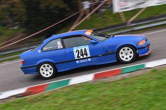 Filippi Paride (Historika Motorsport asd BMW 320I E36 #244), CAMPIONATO ITALIANO VELOCITÀ MONTAGNA