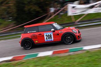Vito Tagliente (SCS Motorsport, Mini Cooper JCW #208), CAMPIONATO ITALIANO VELOCITÀ MONTAGNA
