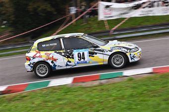 Zio Fester (Superchallenge, Honda Civic EG6 #94), CAMPIONATO ITALIANO VELOCITÀ MONTAGNA