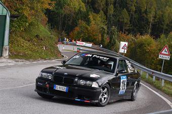 Kevin Lechner (BMW M3 #126), CAMPIONATO ITALIANO VELOCITÀ MONTAGNA