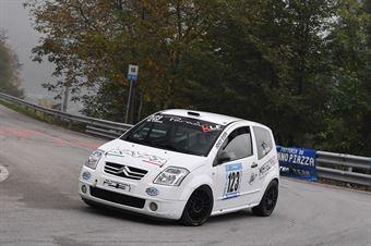 Matteo Olivo (Citroen C2 #123), CAMPIONATO ITALIANO VELOCITÀ MONTAGNA