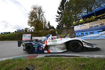 Merli Christian ( Vimotorsport, Osella FA 30 Zytek LRM #2), CAMPIONATO ITALIANO VELOCITÀ MONTAGNA