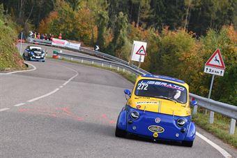 Marco Galuppini ( Sport favale 07, Fiat 500 #272), CAMPIONATO ITALIANO VELOCITÀ MONTAGNA