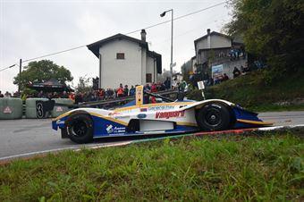 Omar Magliona (CST Sport, Osella PA2000 #3), CAMPIONATO ITALIANO VELOCITÀ MONTAGNA