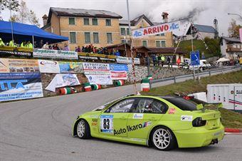Pichler Erwin (Target Competition, BMW 320SI WTCC #83), CAMPIONATO ITALIANO VELOCITÀ MONTAGNA
