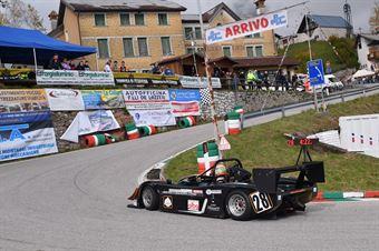 Pedrini Thomas (Destra 4, RADICAL PROSPORT #28), CAMPIONATO ITALIANO VELOCITÀ MONTAGNA