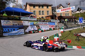 Farris Sergio (Osella Pa 2000 Evo, Speed Motor #21), CAMPIONATO ITALIANO VELOCITÀ MONTAGNA