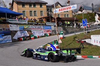 Diego De Gasperi ( VImotorsport, Osella FA 30 Zytek #6), CAMPIONATO ITALIANO VELOCITÀ MONTAGNA