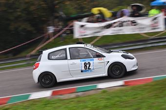 Parlato Paolo (Borrett Team Motorsport, Renault New Clio RS #82), CAMPIONATO ITALIANO VELOCITÀ MONTAGNA