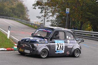 Ettore Liberato (Fiat 500, Sport favale 07 #273), CAMPIONATO ITALIANO VELOCITÀ MONTAGNA