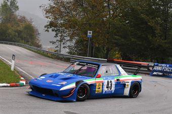 Dondi Manuel (CST Sport, Fiat X1/9 Alfa Romeo #43), CAMPIONATO ITALIANO VELOCITÀ MONTAGNA
