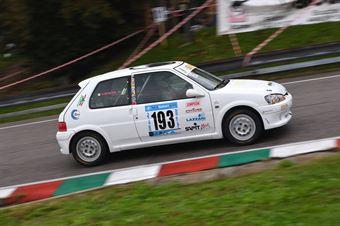 Sara Marchel (AB Motorsport, Peugeot 106 #193), CAMPIONATO ITALIANO VELOCITÀ MONTAGNA