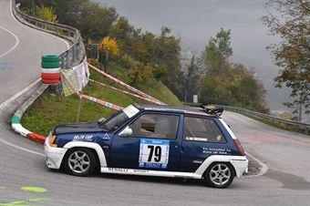 Larocca Vito (Renault 5 GTT #79), CAMPIONATO ITALIANO VELOCITÀ MONTAGNA