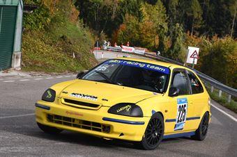 Alex Viola (Alby Racing Team, Honda Civic 3DR #225), CAMPIONATO ITALIANO VELOCITÀ MONTAGNA