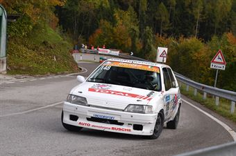 Matteo Selvestrel (Vimotorsport, Peugeot 106 #148), CAMPIONATO ITALIANO VELOCITÀ MONTAGNA