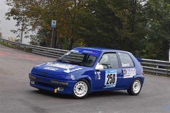 Guerra Giorgio (Peugeot 106 Rally #258), CAMPIONATO ITALIANO VELOCITÀ MONTAGNA