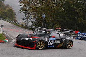 Ghirardo Michele (Vimotorsport, Lotus Exige #42), CAMPIONATO ITALIANO VELOCITÀ MONTAGNA
