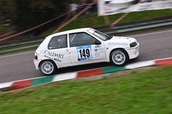 Ottaviani Marco (Sport e Comunicazione, Peugeot 106 #149), CAMPIONATO ITALIANO VELOCITÀ MONTAGNA