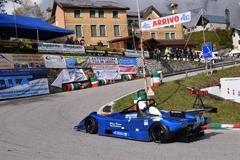 Sartoretto Renato (Osella Pa21 S, Vimotorsport #23), CAMPIONATO ITALIANO VELOCITÀ MONTAGNA