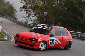 Ammirabile Giovanni Luca (Peugeot 106 Rally, Fasano Corse #256), CAMPIONATO ITALIANO VELOCITÀ MONTAGNA