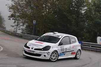 Cenedese Ivano(Renault Clio Rs #111), CAMPIONATO ITALIANO VELOCITÀ MONTAGNA