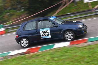 Emanuele Sposetti ( BL Racing, Citroen Saxo VTS #255), CAMPIONATO ITALIANO VELOCITÀ MONTAGNA