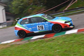 Biccheri Paolo (alfa romeo 147, Speed Motor #219), CAMPIONATO ITALIANO VELOCITÀ MONTAGNA