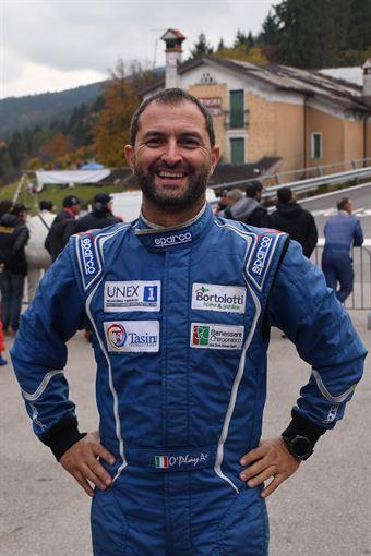 Migliuolo Antonino, CAMPIONATO ITALIANO VELOCITÀ MONTAGNA