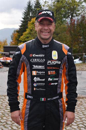 Achille Lombardi, CAMPIONATO ITALIANO VELOCITÀ MONTAGNA