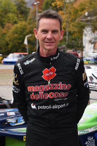 Diego De Gasperi, CAMPIONATO ITALIANO VELOCITÀ MONTAGNA