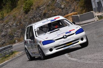 Regis Giovanni (VimotorSport , Peugeot 106 #81), CAMPIONATO ITALIANO VELOCITÀ MONTAGNA
