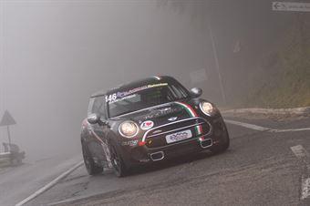 Giovanni Loffredo ( Scuderia Vesuvio, Mini Cooper JCW #146), CAMPIONATO ITALIANO VELOCITÀ MONTAGNA