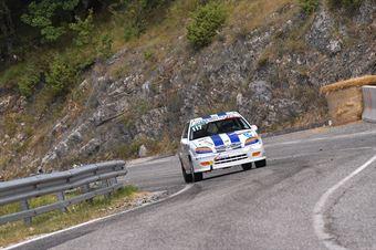Lo Schiavo Raffaele (Citroen Saxo 1.6 Vts, Tramonti Corse #117), CAMPIONATO ITALIANO VELOCITÀ MONTAGNA