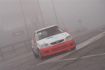 Gianluca De Masi ( Speed Motor, Citroen Saxo VTS #178), CAMPIONATO ITALIANO VELOCITÀ MONTAGNA