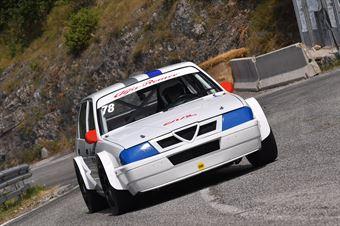 Carelli Gianluigi (GS Todi Corse, Alfa Romeo 33 #78), CAMPIONATO ITALIANO VELOCITÀ MONTAGNA