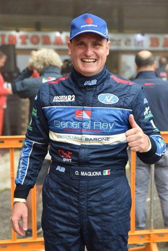Omar Magliona, CAMPIONATO ITALIANO VELOCITÀ MONTAGNA