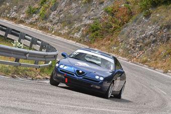 Enrico Lucidi ( Team One Motorsport, Alfa Romeo GTV #141), CAMPIONATO ITALIANO VELOCITÀ MONTAGNA