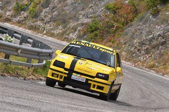 Ludovico Manni (Speed Motor, Renault Clio #116), CAMPIONATO ITALIANO VELOCITÀ MONTAGNA