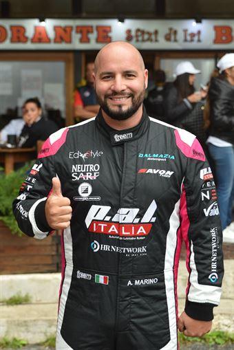Angelo Marino, CAMPIONATO ITALIANO VELOCITÀ MONTAGNA