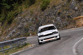 Lacanna Filippo(New Generation Racing, Peugeot 106 Rallye #87), CAMPIONATO ITALIANO VELOCITÀ MONTAGNA