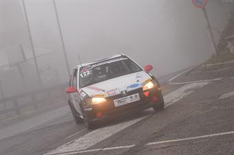 Ernesto Galli ( Peugeot 106 #172), CAMPIONATO ITALIANO VELOCITÀ MONTAGNA