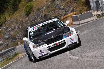 Pellis Alessandro ( BMW M3 E46 #54), CAMPIONATO ITALIANO VELOCITÀ MONTAGNA