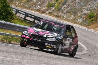 Rodino Gianluca( Citroen Saxo VTS, New Generation Racing #171), CAMPIONATO ITALIANO VELOCITÀ MONTAGNA