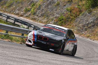 Amedeo Pancotti (One Racing Team, BMW M5 #53), CAMPIONATO ITALIANO VELOCITÀ MONTAGNA